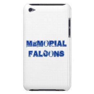 Memorial Falcons ipod touch case