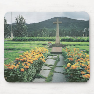 Memorial French soldiers who died Battles Mouse Pad