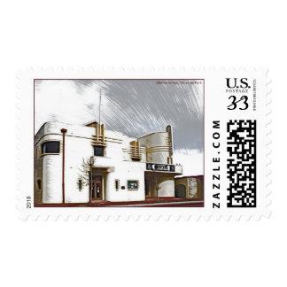 Memorial Hall, Mosman Park Postage Stamps