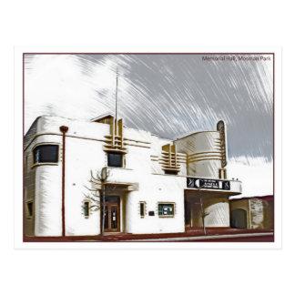 Memorial Hall, Mosman Park Postcards