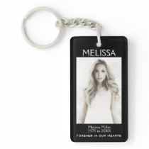 Memorial | Keepsake Gift Keychain