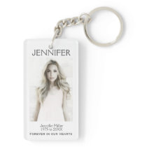 Memorial | Keepsake Keychain