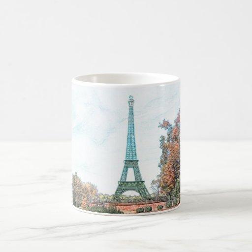 """Memorial Park"" Coffee Mug"