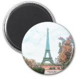 """""""Memorial Park""""  Paris, TN Fridge Magnet"""