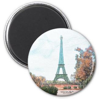 """""""Memorial Park"""" París, TN Iman De Frigorífico"""