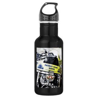 Memorial Patriot Guard 18oz Water Bottle
