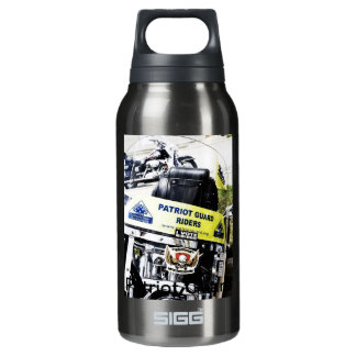 Memorial Patriot Guard 10 Oz Insulated SIGG Thermos Water Bottle