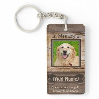 Memorial | Pet Keychain