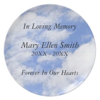 Memorial Plate