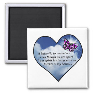 Memorial Poem Magnet