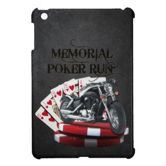 Memorial Poker Run Style iPad Mini Case
