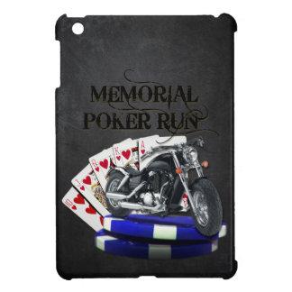 Memorial Poker Run Style Cover For The iPad Mini