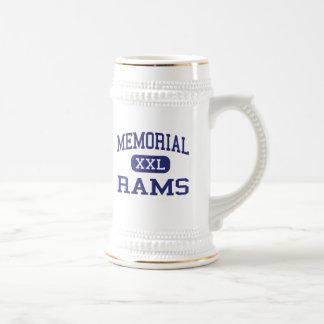 Memorial Rams Middle School Del Rio Texas 18 Oz Beer Stein
