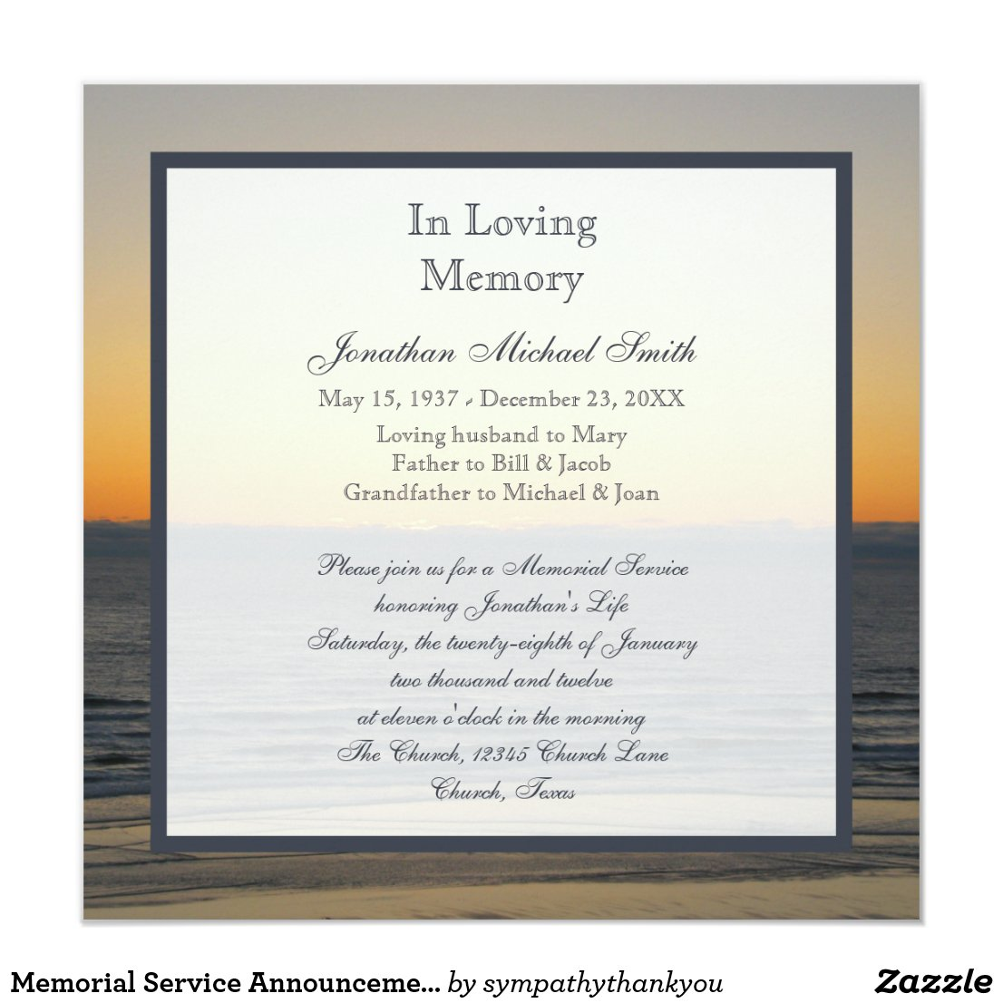 Funeral Invitation Wording was great invitations template