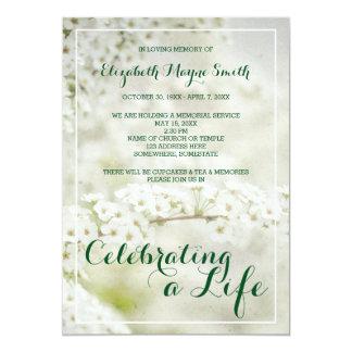 Memorial Service Invitations & Announcements | Zazzle