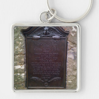 Memorial Tablet To Signal Corps U.S.A. Key Chain