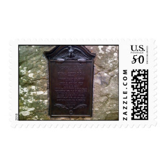 Memorial Tablet To Signal Corps U.S.A. Postage