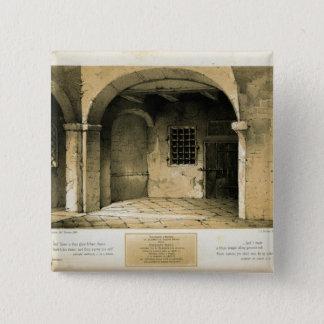 Memorial to Torquato Tasso Pinback Button