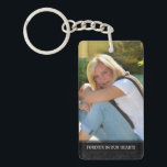 """Memorial - Tree Scene Back - Missed Beyond Measure Keychain<br><div class=""""desc"""">Remembrance KeyChain - Missed Beyond Measure Customize with Your Photo and Personlize Text BACK OF KEYCHAIN: This Memorial Photo Key Chain is a lovely way to remember a cherished loved one. This key chain is two (2) sided and features customization with your photo on the front. On the back is...</div>"""