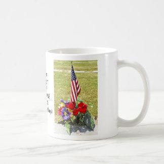 Memorial / Veterans Day Tribute Coffee Mug