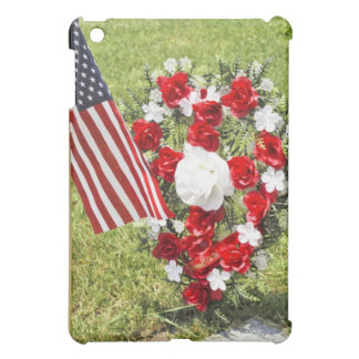 Memorial / Veterans Day Tribute iPad Mini Case
