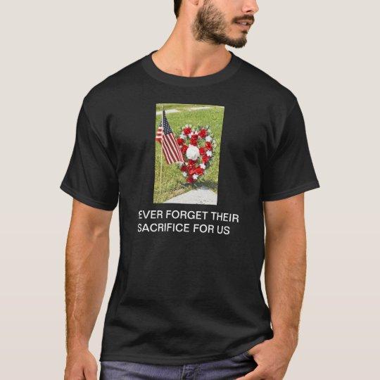 Memorial / Veterans Day Tribute T-Shirt
