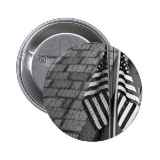 Memorial Wall Pinback Buttons