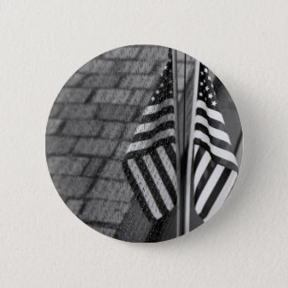 Memorial Wall Pinback Button