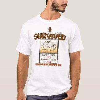 memorial weekend tournament T-Shirt