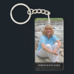 """Memorial - White Back - Special Memories of You Keychain<br><div class=""""desc"""">Remembrance KeyChain - Special Memories of You Customize with Your Photo and Personlize Text BACK OF KEYCHAIN: This Memorial Photo Key Chain is a lovely way to remember a cherished loved one. This key chain is two (2) sided and features customization with your photo on the front. On the back...</div>"""