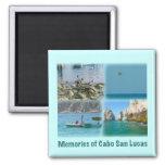 Memorias de Cabo San Lucas Imanes Para Frigoríficos