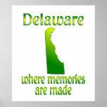 Memorias de Delaware Impresiones