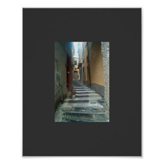 Memorias de Italia - pasos italianos - hogar del c Poster