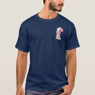 Memorias de la camiseta rocosa del parque del