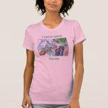 Memorias de la isla de Captiva Camiseta