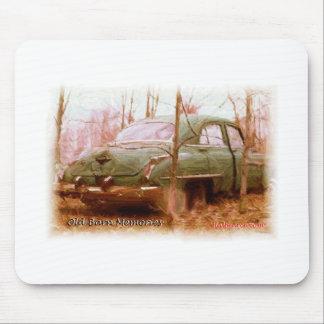 memorias de la yarda de granero de Oldsmobile de l Alfombrilla De Ratón