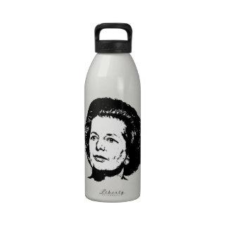 Memorias de Margaret Thatcher Botella De Agua Reutilizable