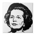 Memorias de Margaret Thatcher Azulejos