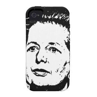 Memorias de Margaret Thatcher Case-Mate iPhone 4 Carcasas