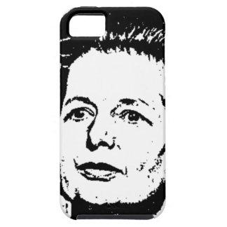 Memorias de Margaret Thatcher iPhone 5 Carcasas