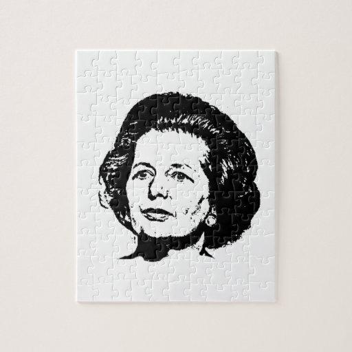 Memorias de Margaret Thatcher Rompecabeza Con Fotos