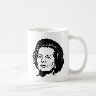 Memorias de Margaret Thatcher Taza De Café