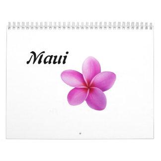 Memorias de Maui Calendarios De Pared