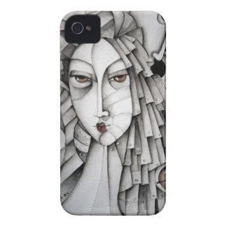 Memorias de un caso del iPhone 4 del geisha iPhone 4 Case-Mate Fundas