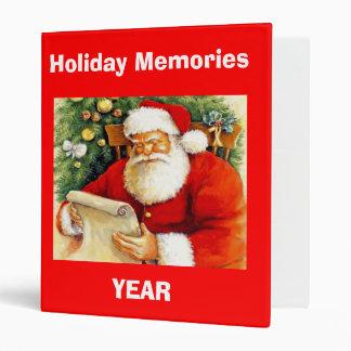 Memorias del día de fiesta por cualquier año