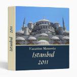 """Memorias Estambul 1"""" de las vacaciones carpeta"""