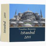 """Memorias Estambul 2"""" de las vacaciones carpeta"""