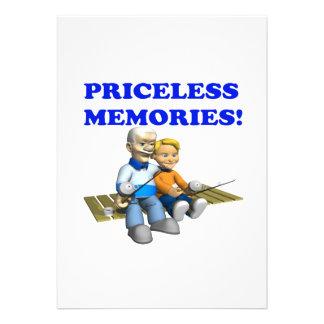 Memorias inestimables