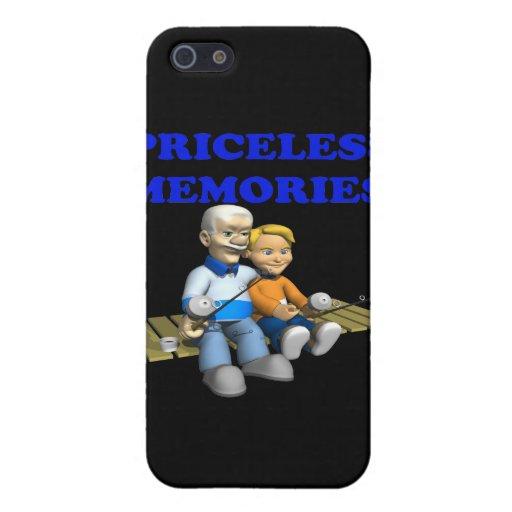 Memorias inestimables iPhone 5 carcasas