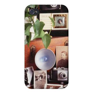 memorias iPhone 4/4S carcasas